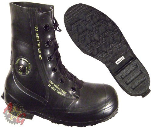 Mickey Mouse Military Issue Boots