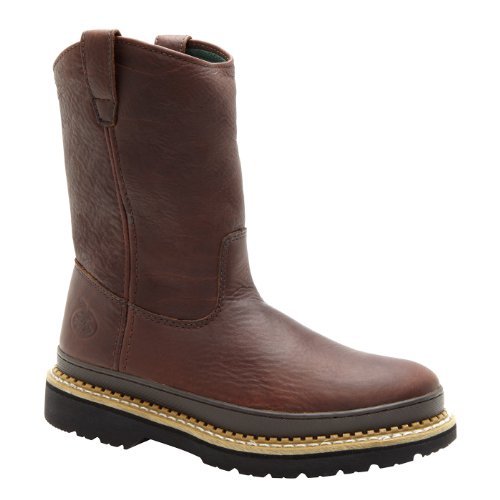 Best Work Boots for Landscaping include the Georgia Men's Wellington Range