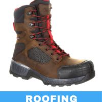 Best work boots for roofing - Featured Image