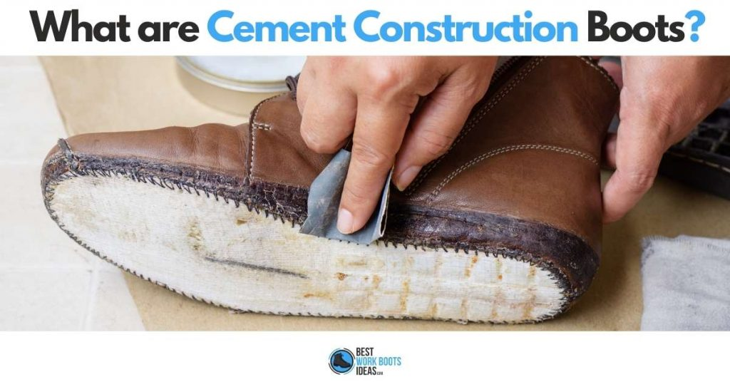 Cement Construction Boots featured image